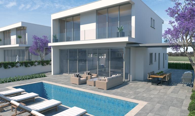 B4 Sea Side Villa – 4 Beds